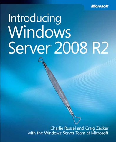 Windows Server 2008 R2 E-Book