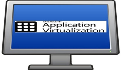 Scenarios of using Application Virtualization